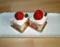 新宿高野「あまおう」イチゴのショート・ケーキ
