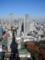 東京タワー・大展望台から北の眺め-13.12-