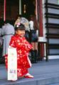 水天宮・七五三詣り-94.11-