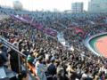 国立競技場(新宿区)バックスタンドから南方向-14.01-