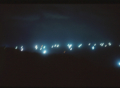 函館山から海峡の漁火-92.08-