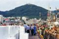 函館漁港のイカ競り93.07-