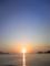 浪板海岸の朝陽(さんりく花ホテルはまぎく)-14.04-