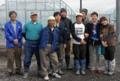 移住栽培にのりだす亘理町いちご農家の人々(伊達市)-2012春-