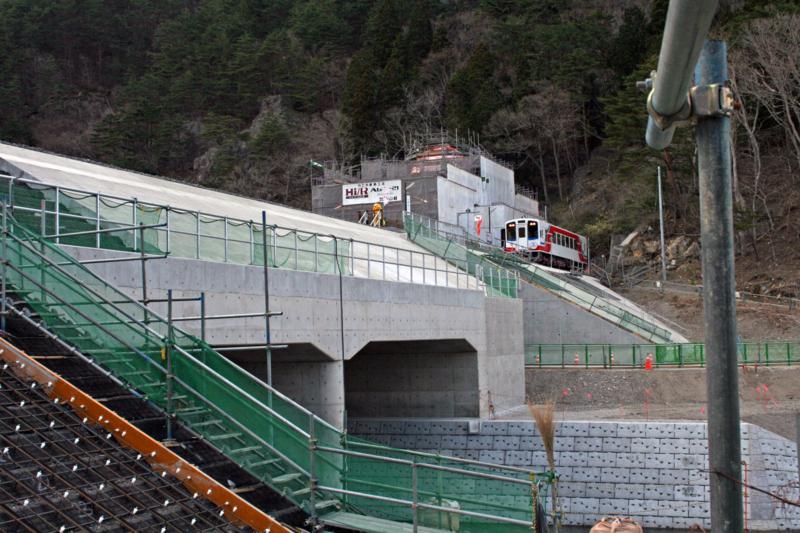 三陸鉄道・北リアス線・島越駅-3-14.04