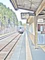 三陸鉄道・北リアス線・田老駅-2-13.04