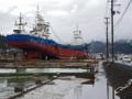 津波座礁船(気仙)-1-13.04