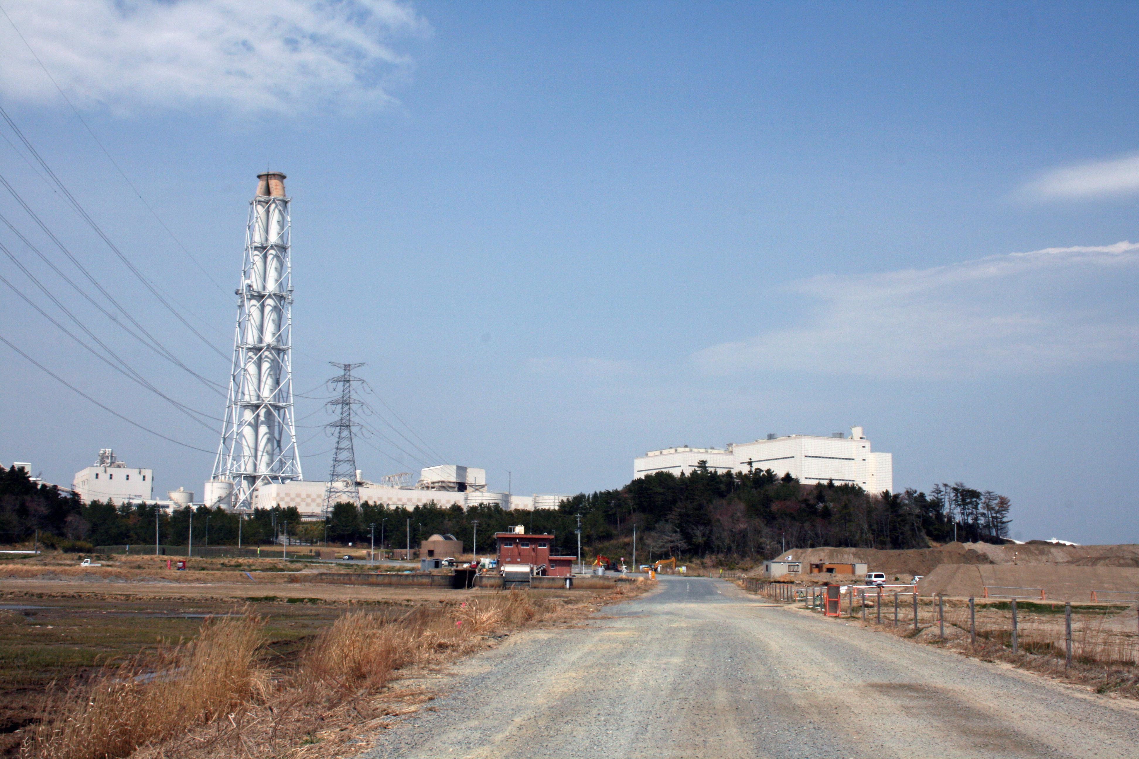 原町火力発電所