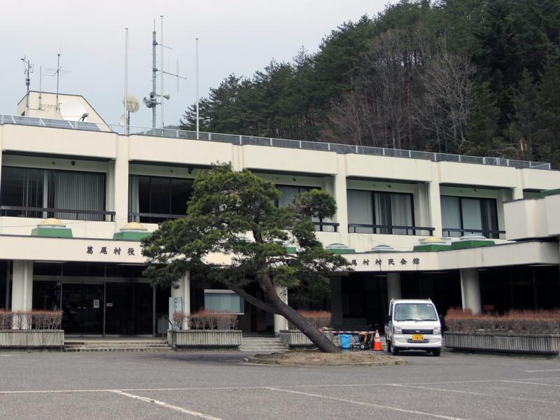 葛尾村・役場-1-14.04