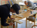 和野っこハウス「木工」-9-14.09