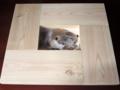 和野っこハウス「木工」フォトフレーム見本-1-14.09