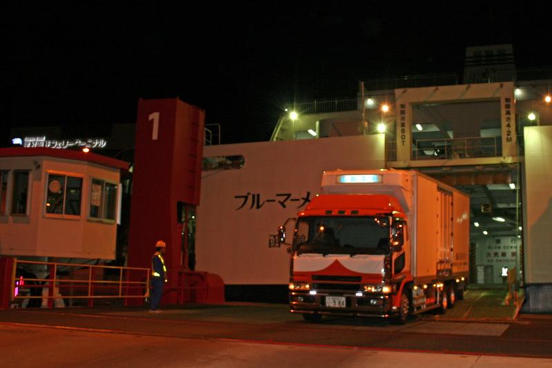 津軽海峡フェリー(青森港)-2-14.09