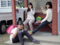青苗小学校の子どもたち(奥尻島)-1-14.09