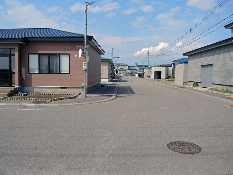 望洋台団地(奥尻島青苗)-1-14.09