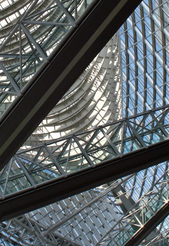 東京国際フォーラム天井(千代田区)-2-14.09