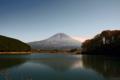 田貫湖からの富士-1-14.11