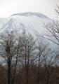 岩手山(滝沢村から)-1-12.04