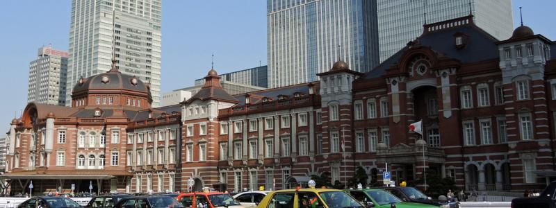 東京駅-1-