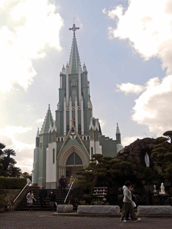 平戸・ザビエル記念教会(長崎)-1-15.03