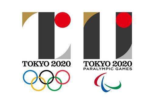 2020東京大会エンブレム