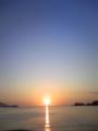 浪板海岸の朝日(大槌町)-1-14.04