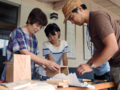 巣箱づくり・たすけあいセンター(大槌町)-1-15.08