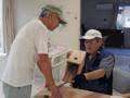 巣箱づくり・和野っこハウス(大槌町)-6-15.08