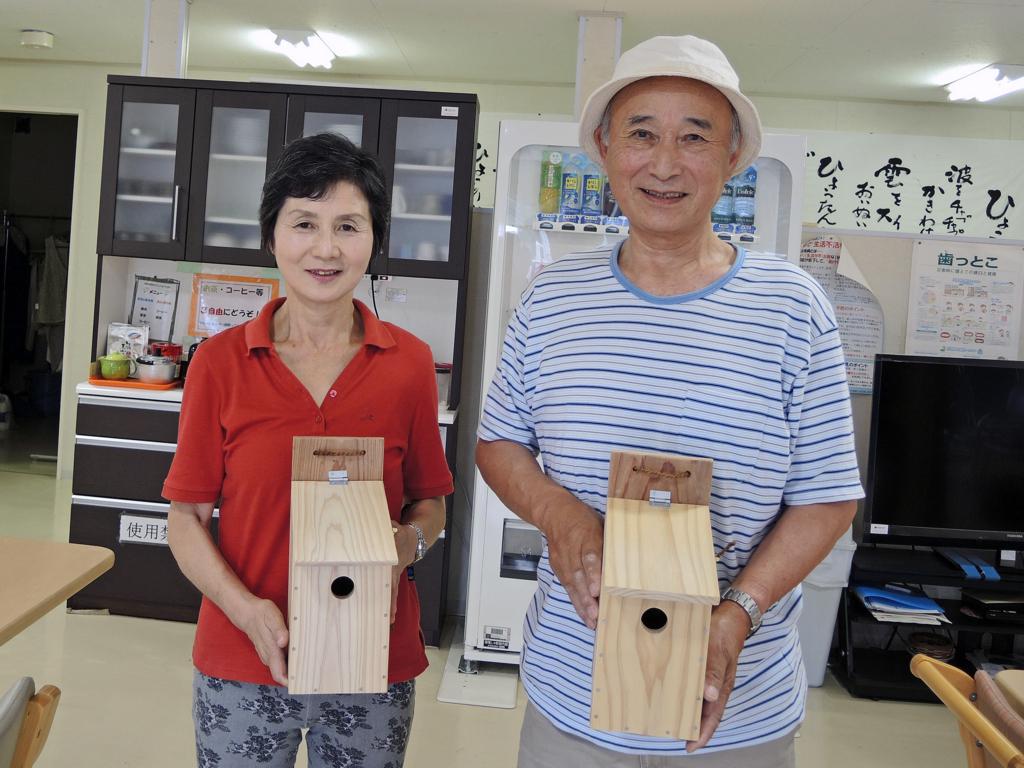 巣箱づくり・和野っこハウス(大槌町)-11-15.08