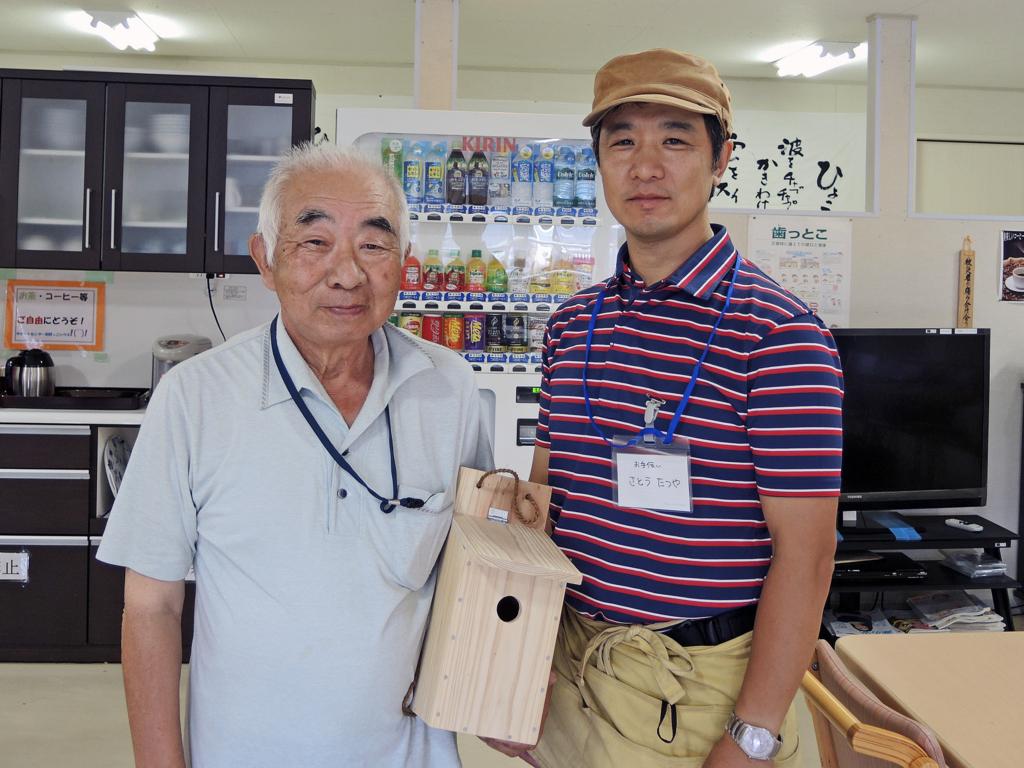 巣箱づくり・和野っこハウス(大槌町)-12-15.08