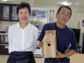 巣箱づくり・和野っこハウス(大槌町)-13-15.08