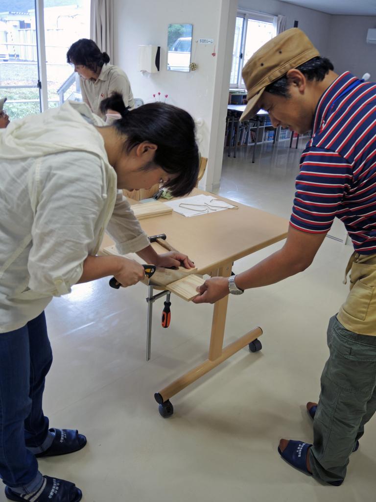 巣箱づくり・和野っこハウス(大槌町)-15-15.08
