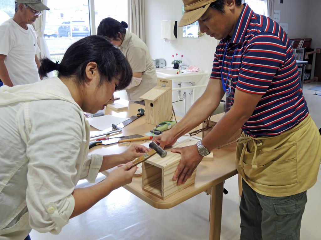 巣箱づくり・和野っこハウス(大槌町)-16-15.08