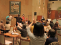 島唄ライブ(観音崎京急ホテル)-1-15.10