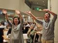 島唄ライブ(観音崎京急ホテル)-2-15.10