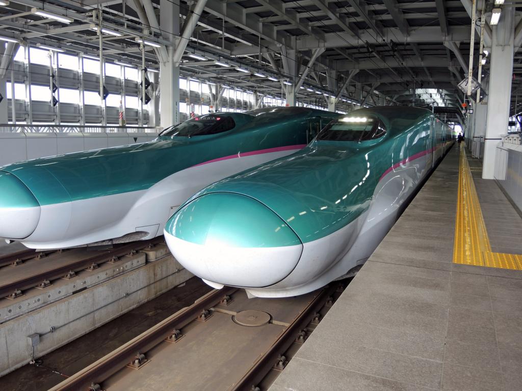 東北新幹線(青森駅)-1-15.10