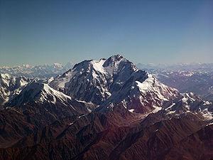アンデス山脈-1-