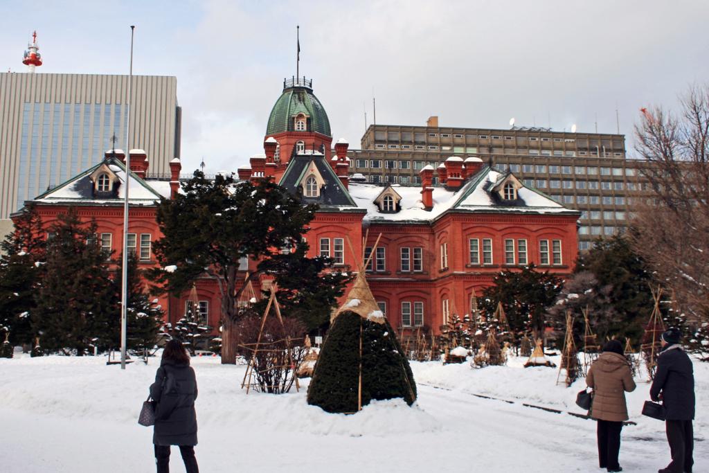 北海道庁旧庁舎(札幌・赤レンガ)-1-16.02