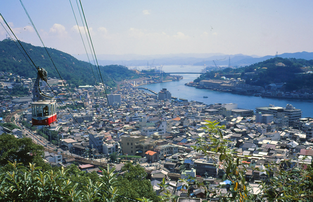 尾道・千光寺から(広島県)-1-16.05