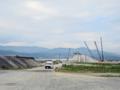 高田松原防潮堤(陸前高田)-5-16.09