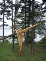 洞爺湖畔台風10号の被害(伊達市)-2-16.09