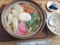 一休、鍋焼うどん(上士幌町)-1-16.11
