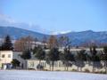 遠く大雪山系(上士幌町)-1-16.12