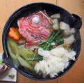 キンメみぞれ鍋(三浦市、松輪)-1-17.03