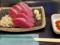 気仙沼「海の市」、カツオ刺し(気仙沼市)-1-17.08