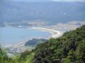 箱根山から(陸前高田)-1-17.09