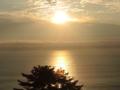 黒崎の朝陽(普代村)-3-17.09