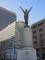 東京駅・丸の内口・アガペーの像(千代田区)-1-18.01