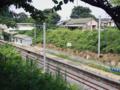 常磐線夜ノ森駅(富岡町)-5-18.07