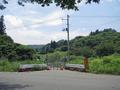 葛尾村内の道(葛尾村)-1-18.08