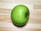 柿の木になったリンゴ?(わが家)-1-18.09